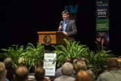 Will Graham to Sow Truth in Southeast's Wiregrass Area