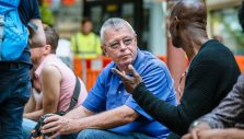 PHOTOS: Chaplains Sharing Love of Christ in Manchester