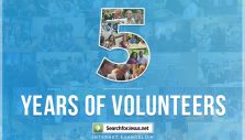 5 Years of Volunteers: Search for Jesus Celebrates Milestone
