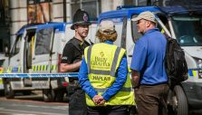 PHOTOS: Chaplains Share Love of Christ in Manchester