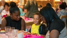 PHOTOS: Mother's Day Breakfast at the Billy Graham Library