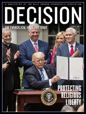 Decision Magazine June 2017