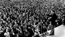 Billy Graham Trivia: Why Did Thousands Wade Through Mud in London?