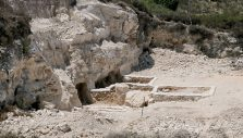 Stone Vessel Quarry Found Near Cana Complements Gospel Narrative