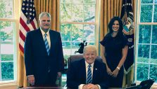 From Franklin Graham: First Step for Religious Liberty