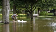 Chaplains Minister to Chicago Area in Wake of Flooding