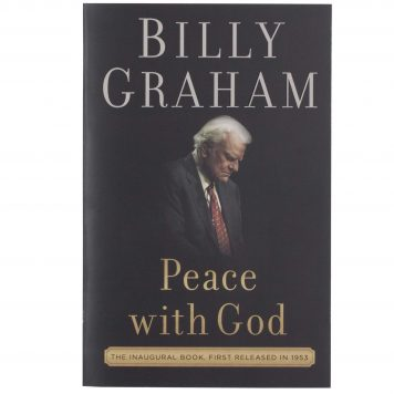 Peace with God book