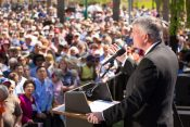 Franklin Graham Bringing Lone Star Tour to Texas This Fall