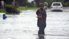 Chaplains Answering the 'God Questions' After Hurricane Harvey