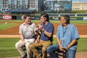 Charlotte Knights Baseball Team Honors Billy Graham