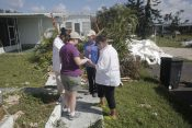 PHOTOS: Amid Destruction in SW Florida, Chaplains Share Hope