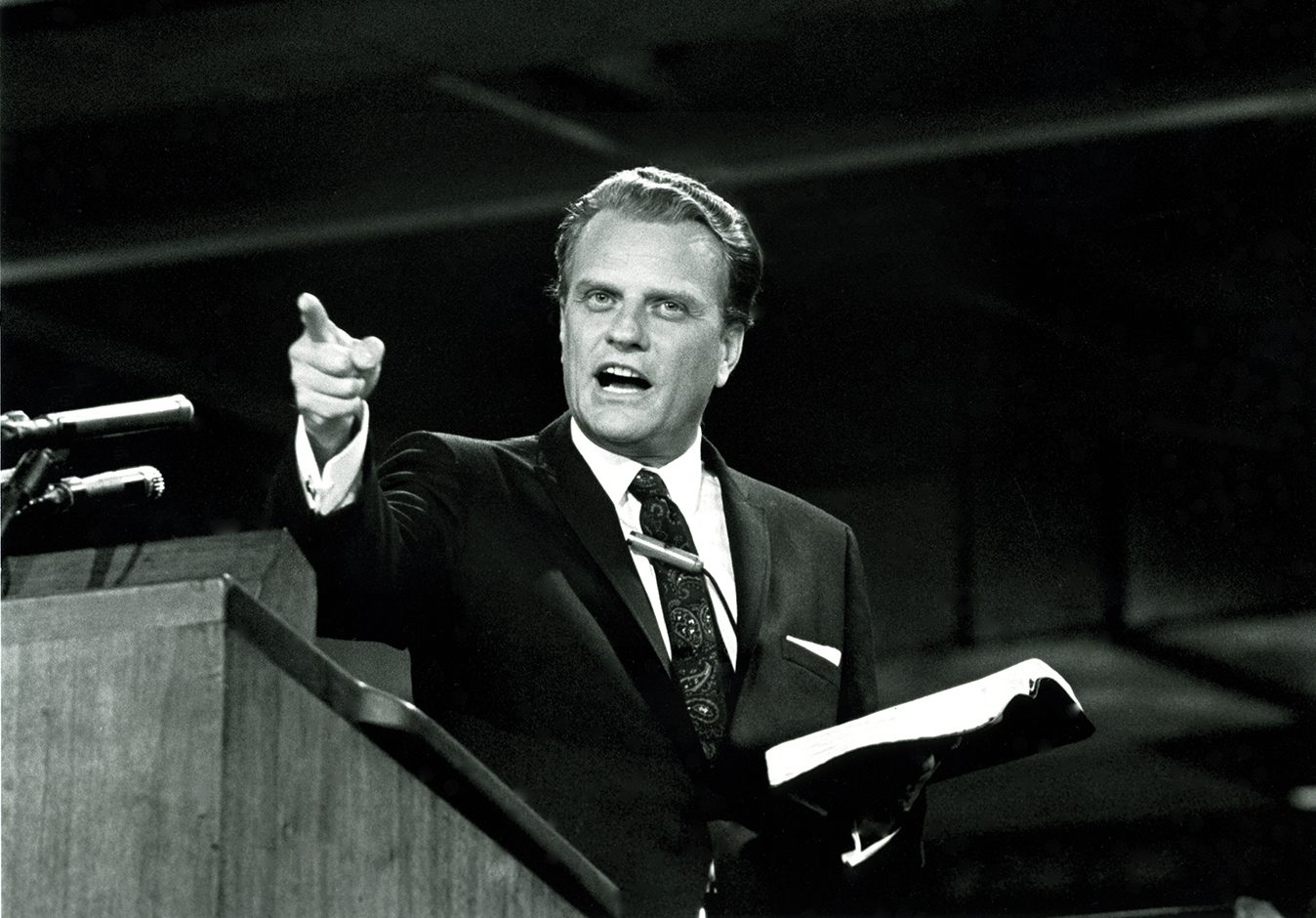 Billy Graham Overcoming The Spirit Of The Age