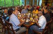 PHOTOS: 5th Annual Men's Breakfast and Tour