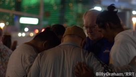 Chaplains in Las Vegas: People Are Looking for Hope