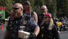 'Bikers with Boxes' Enthusiasm Continues with 2017 Event at The Billy Graham Library
