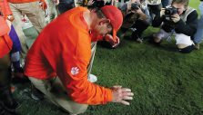 Clemson Football Coach 'All-in' for Christ