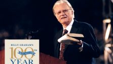 Billy Graham's 99th Birthday Marks Beginning of Yearlong Observation