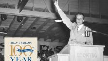 Memory Moment: Billy Graham's Preaching Techniques