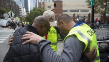 Photos: Chaplains Share Hope of Christ After Deadly NYC Truck Attack
