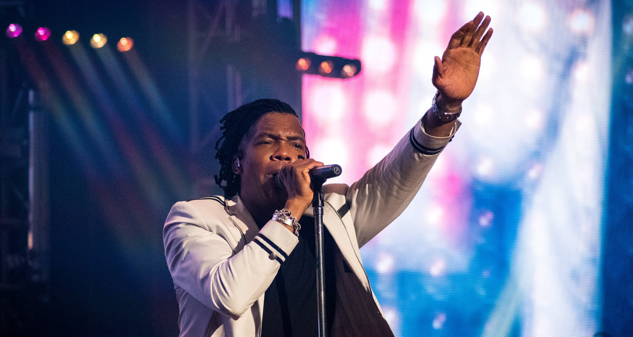 Singer Michael Tait On His Humble Beginnings Dc Talk And