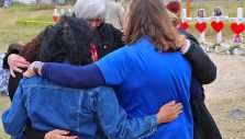 Sutherland Springs Survivors Remember Loved Ones, Pray with Chaplains
