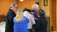 Photos: Chaplains Ministering in Sutherland Springs