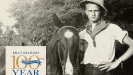 Memory Moment: Billy Graham Reminisces on a Childhood Favorite