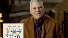 Franklin Graham Announces Yearlong Celebration of Billy Graham's 100th Year