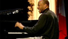 Huntley Brown: 'I Want to Be the Billy Graham of Pianists'