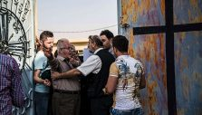 Christians in the Crossfire: Refugees from the Nineveh Plains Forced to Flee Once More