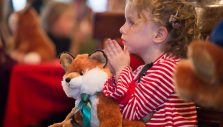 PHOTOS: Tenth Annual Teddy Bear Tea