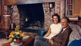 Billy and Ruth Graham Through the Years