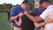 Billy Graham Chaplains in Florida After School Shooting: Pray for Peace, Comfort