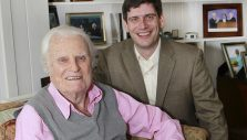 Will Graham: 'A Lot of Tears' Yet Billy Graham's Message Lives On