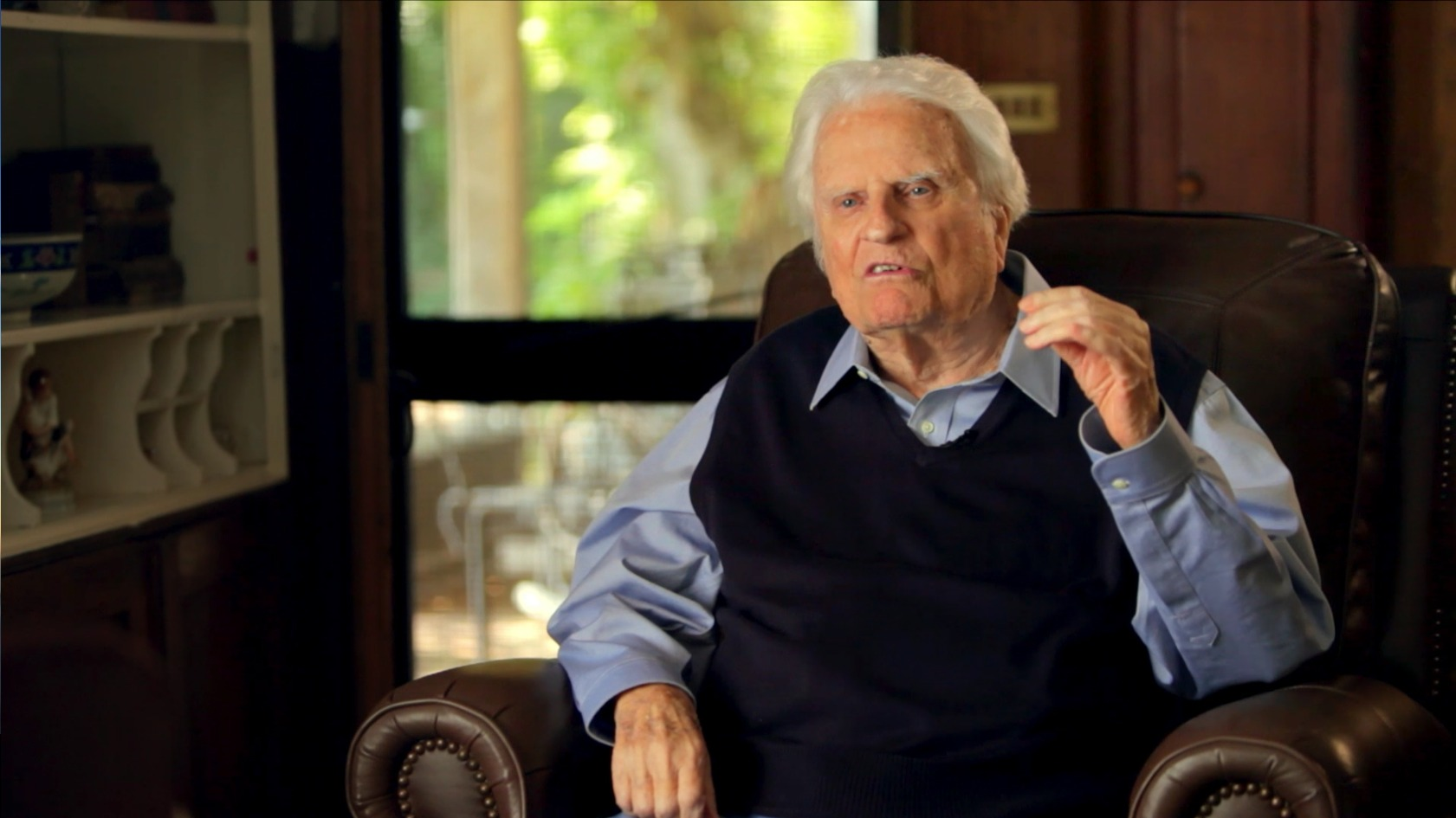 Billy Graham I Know I M Going To Heaven