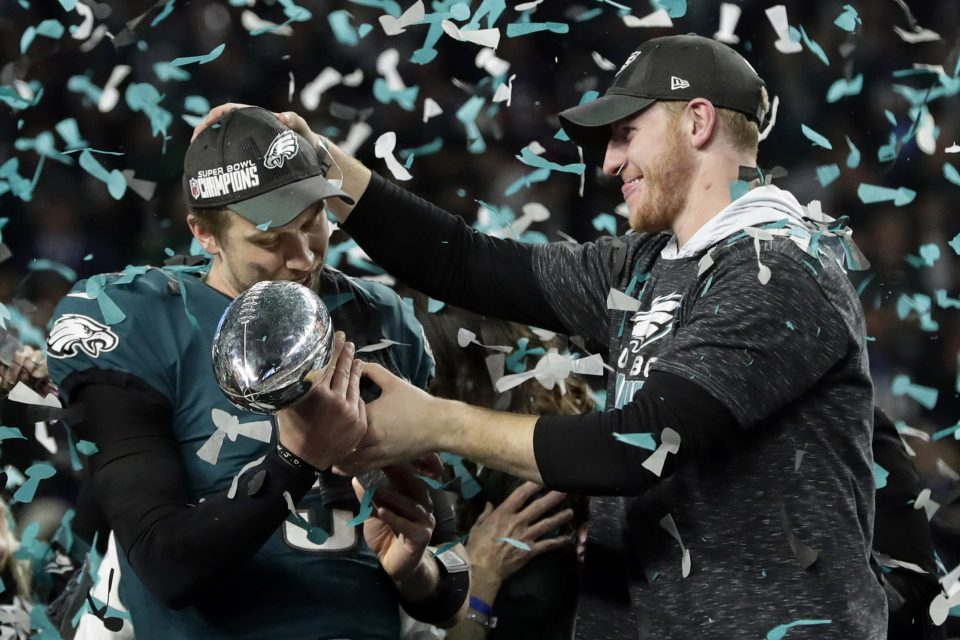 Wentz and Foles