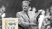 Celebrating Billy Graham's 100th Year: He Seemed Like an Old Friend