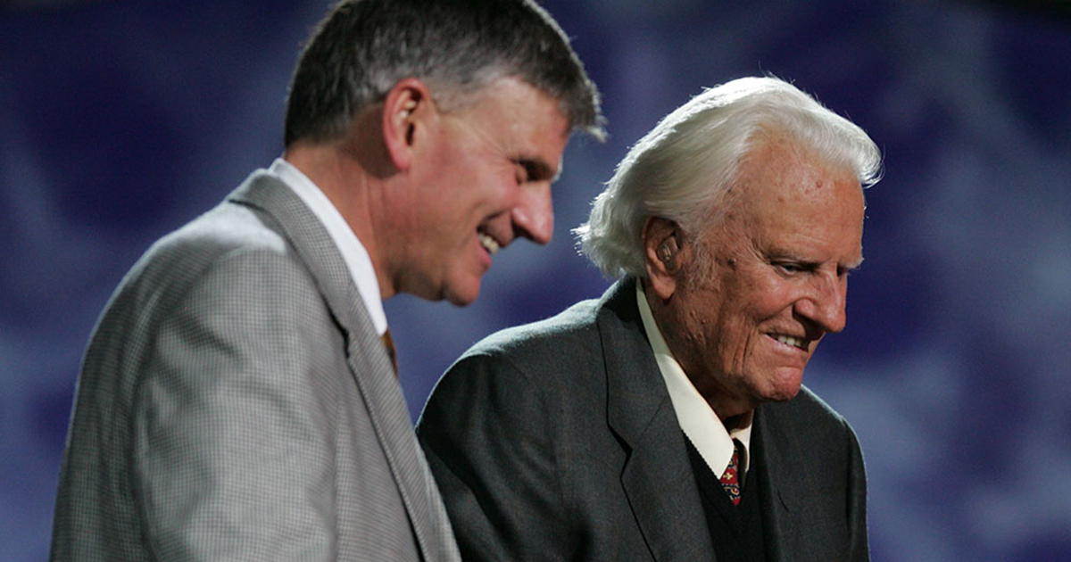 Billy Graham S New Home By Franklin Graham