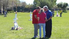 Chaplains Ministering After Florida School Shooting