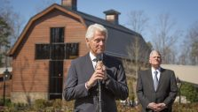 'I'm Just One of Millions': Former President Bill Clinton Thanks Billy Graham