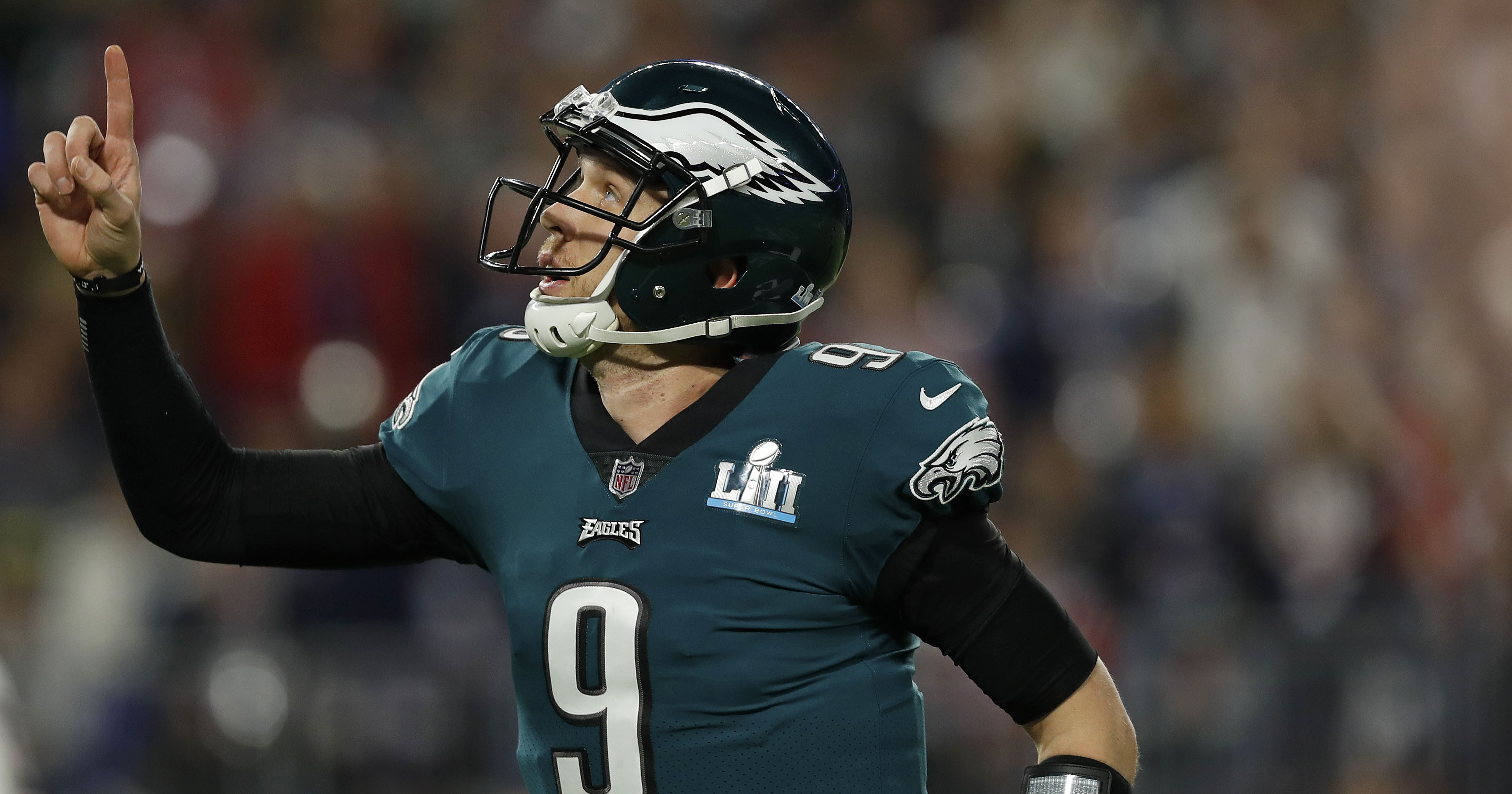 Super Bowl Mvp Nick Foles I Wouldn T Be Here Without