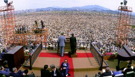 Seoul, South Korea: A Look Back at Billy Graham's Largest Ever Crusade