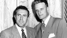 Trivia: Which Olympian was saved at Billy Graham's 1949 Los Angeles Crusade?