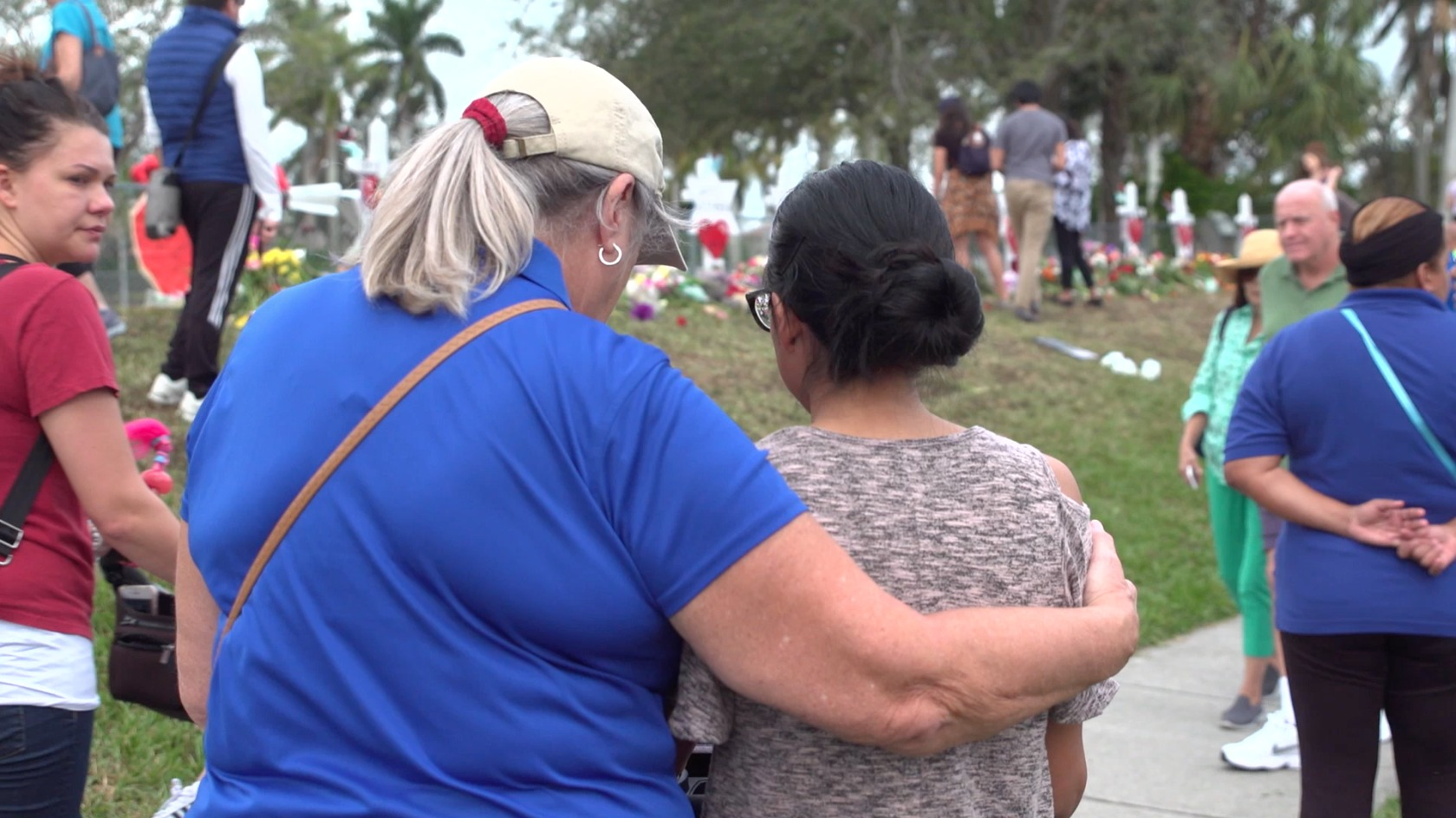 Chaplains Offer Comfort To Community Of Parkland Florida