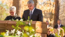 Billy Graham's Body Laid to Rest, But Message of God's Love Carries On
