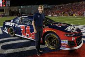 NASCAR Cup Rookie William Byron Keeps God First