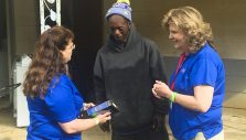 Chaplains Share Hope with Those Recovering from Alabama Tornadoes