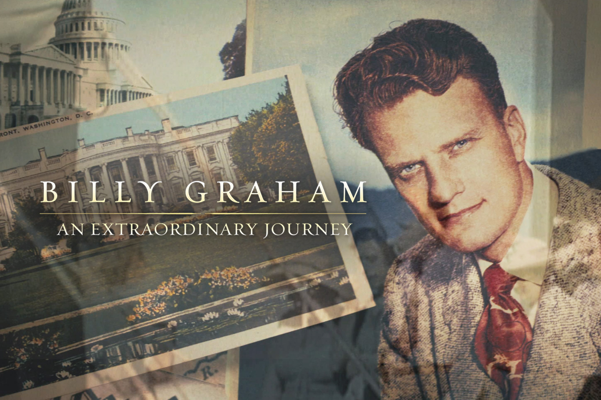 Billy Graham An Extraordinary Journey To Air On Fox