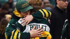 Grieving Canadian Community Receives Support After Bus Crash