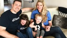 Two in a Million: Her Husband and Daughter Have Same Deadly Disease